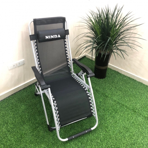Ghế gấp thư giãn cao cấp Ninda G830