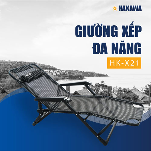 GIƯỜNG XẾP ĐA NĂNG HAKAWA HK-X21