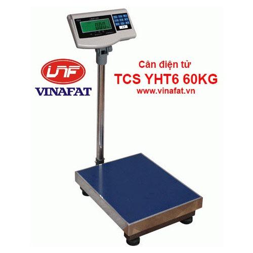 Cân bàn điện tử TCS YHT6 60Kg