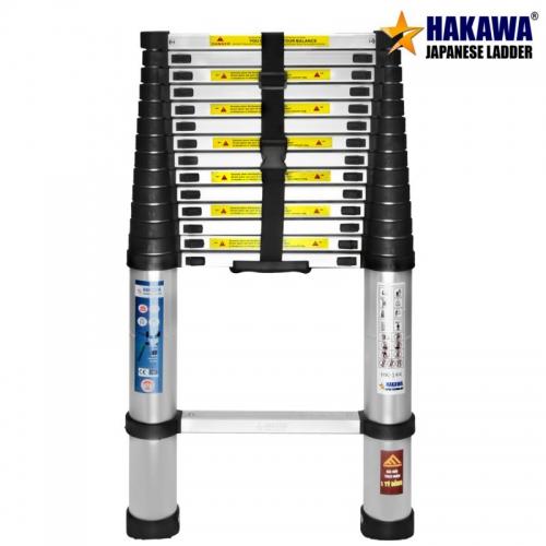 Thang Nhôm Rút Đơn Hakawa HK-144