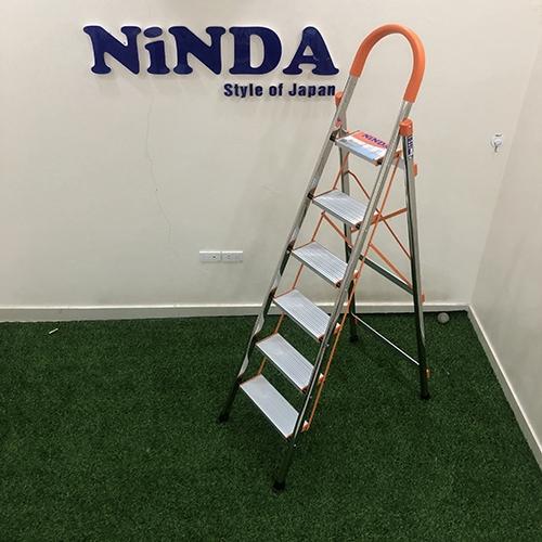 Thang ghế gia đình NiNDA NDI-06 (06 bậc)