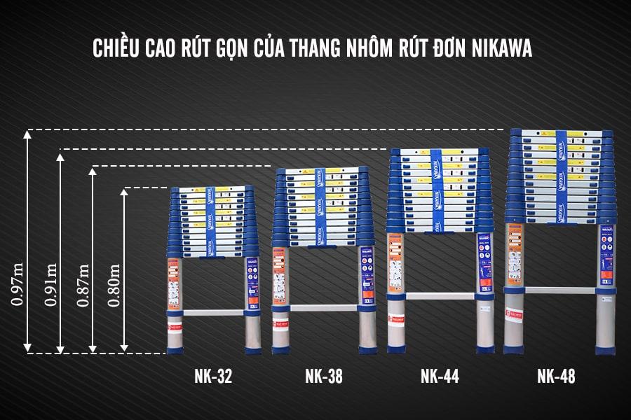 kich thuoc thang nikawa nk48